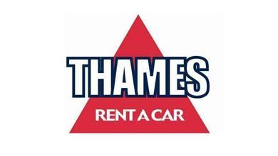 Thames Rent A Car Logo
