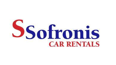 Sofronis Car Rentals Logo